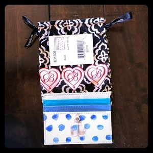 Super cute Brighton credit card holder. NWT